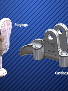 Forgings & Castings-Key Differences