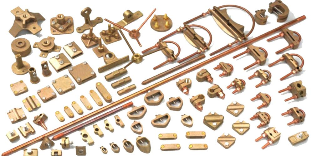 Methods, Components and Types of Electrical Earthing Accessories